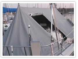 Fairclough Boomtent sail boat cover
