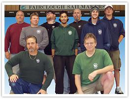 Contact Fairclough Sailmakers
