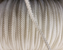 1/4 inch polyester braid. use on your frame and covers.