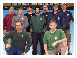 Contact Fairclough Sailmakers